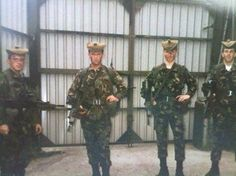 **** Photo Images Of The NI Forgotten War ****