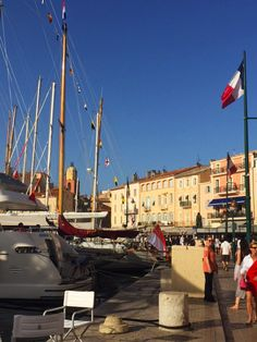 Bonjour St. Tropez! We're thrilled to return to one of our favorite destinations on the Cote D'Azur.