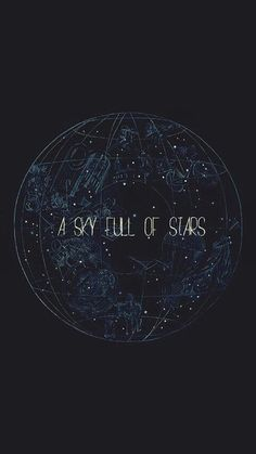 Imagem via We Heart It https://weheartit.com/entry/168185329/via/20836432 #background #coldplay #Dream #earth #grunge #header #pale #wallpaper #lockscreen #skyfullofstars