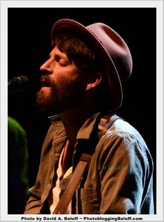 The beautiful and ethereal voice of Ray LaMontagne at our Sandler Center Virginia Beach, VA. November 5, 2014 photos by David A. Beloff