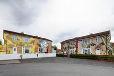 Artistically inspired external wall insulation set to transform British homes