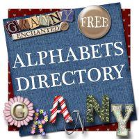 Free Digital Scrapbook Kits, Papers, Alphabets, & Embellishments