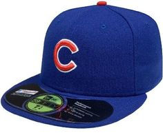 MLB Chicago Cubs Authentic On Field Game 59FIFTY Cap, Royal  New Era