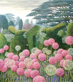 Alan Parry - Hidcote Themes I