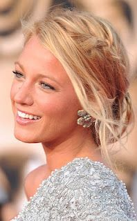 Blake Lively Hair, if I could have her hair, but keep my color, I'd be happy.