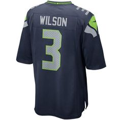 Toddler Wilson Home Game Jersey - $45.00