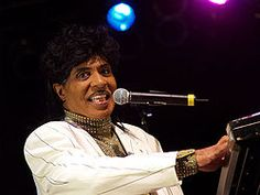Little Richard born 1932s an American singer, songwriter, musician, recording artist, and actor, rhythm and blues and rock and roll.