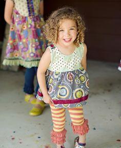 Heart-Soul-Pride, Fall 2012: Lawrence Francis Sara Top  Matilda Jane Girls Clothing