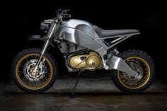 2007 Buell Ulysses XB12X By Revival Cycles