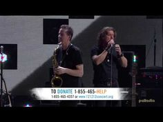 """12-12-12 The Concert For Sandy Relief - Part 1 (2012, Live, FULL, HD)  Bruce Springsteen and the E Street Band kicked off the show with:  Roger Waters  Adam Sandler accompanied by Paul Schaffer on piano, updated Leonard Cohen's classic """"Hallelujah"""" with the lyrics """"Sandy, screw ya, we'll get through ya, because we're New Yawkers...""""  Bon Jovi ,Eric Clapton, Rolling Stones  Kanye West...  Madison Square Garden   New York City, NY  December 12, 2012"""