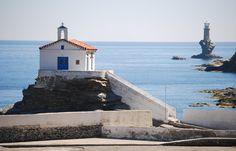 Andros island.