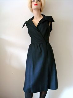 1960s Dress by Mollie Parnis