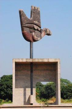 Chandigarh : 50 ans après Le Corbusier - http://www.blog-habitat-durable.com/chandigarh-50-ans-apres-le-corbusier/