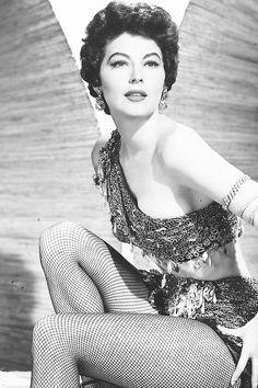 Ava Gardner, 1950                                                                                                                                                      Plus