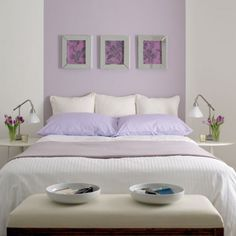 wall idea with different color