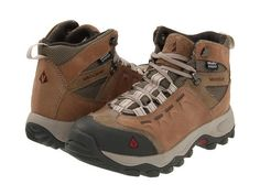 Vasque Ladies Vista Ultradry WP #7413 - Brindle For hikers who want the classic lines of a leather boot, combined with a performance upgrade of comfort m