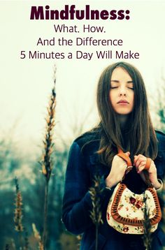 What mindfulness can do is remarkable.
