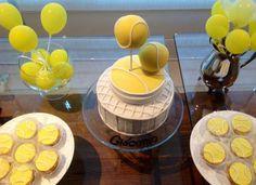Tennis+Cake+