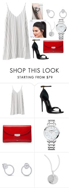 """Sin título #305"" by danielarivas99 ❤ liked on Polyvore featuring CÉLINE, Baume & Mercier and Ippolita"