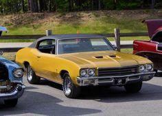 1971 Buick Skylark Gran Sport