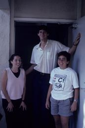 Access a high-quality version of this photo--B Dorm students in 1987-- at our digital repository: purl.fcla.edu/ncf/ncfdigital #NCF #slides