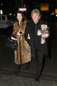 Giggy the Pom and Lisa Vanderpump