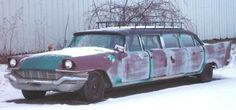 Chrysler product airport limousine