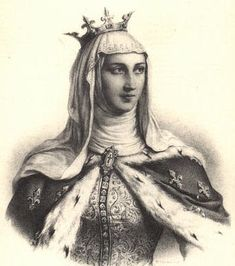 BLANCA DE CASTILLA (1188-1252). Se casó con Luis VIII, rey de Francia. Durante…