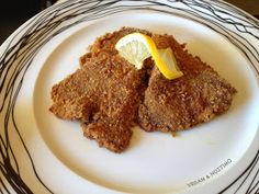 Vegan & Νόστιμο: Μανιτάρια Σνίτσελ Light Recipes, Easy Cooking, Steak, French Toast, Vegan Recipes, Breakfast, Food, Kitchen Stuff, Skinny Recipes