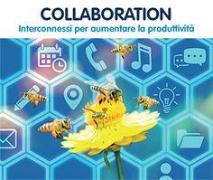 Interconnessi per aumentare la produttività