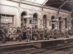 station Rotterdam Centraal stationsgebouw II (1939)