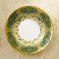 Heritage Green & Turquoise by Royal Crown Derby