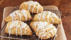 ... So Tasty Scones on Pinterest | Scones, Scone recipes and Peach scones