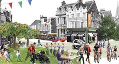 A new online toolkit will give communities information and advice on how they can make their town centres more attractive, active and accessible. Public Service, News Online, Scotland, Centre, Street View, Advice, Community, Communion