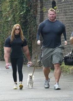 Just going out for a walk