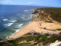Ericeira, Portugal: Small town & surf capitol of Portugal; surfing location, via dina carvalho
