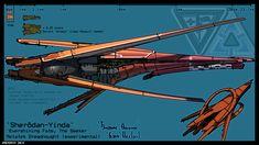 'Seeker' Manifest Hull by Daemoria