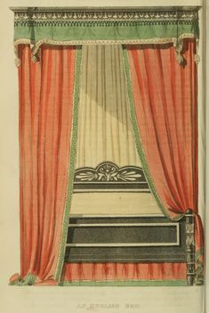 Neoclassical Interior 1816 Dining Room With Window