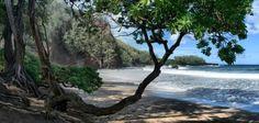 Enchanted Rocks Koki Beach Haneoo Hana, Maui