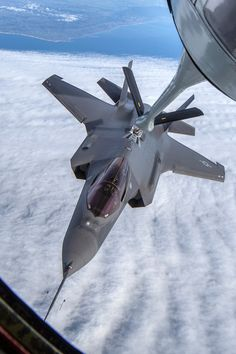F-35 - Air-to-Air Refueling