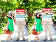 Kate Spade Inspired #Engagement Pictures   AK Studio Design