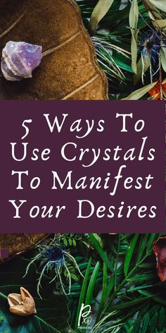 WOW crystal healing, manifesting with crystals, law of attraction crystals, crystals for manifesting money . all of it is the rage but I didn't know Crystals For Manifestation, Manifestation Meditation, Law Of Attraction Tips, Attraction Quotes, Manifesting Money, Crystal Healing Stones, How To Manifest, Book Of Shadows, Spiritual Growth