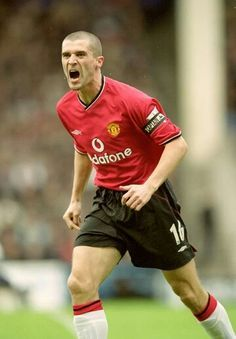 The Roy Keane I knew: Former Man Utd captain is a decent man Manchester United Legends, Manchester United Players, Man Utd Squad, Roy Keane, Pier Paolo Pasolini, Premier League Champions, Best Club, World Football, Vintage Football