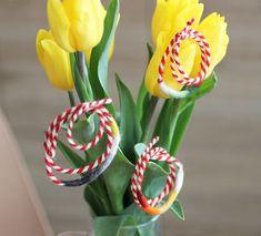 лв6 Сет от три ръчно изработени мартеници-гривни от цветна вълна.  Не само визията, но и материалите за изработка са напълно естествени, а пъстрите цветове носят послание за здраве, жизненост и хармония. Семплият дизайн ги прави подходящи за всеки пол, възраст и стил на обличане.  Материал: вълна Baba Marta, Joy, Holiday, Color, Vacations, Holidays, Happiness, Colour, Colors