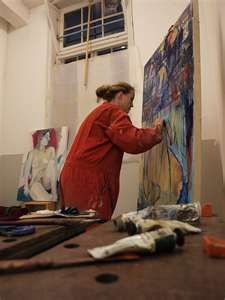 One of the top ten oil painting tips                              …