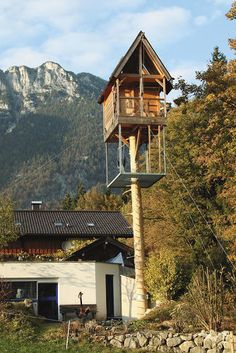 13 Of The World's Coolest Treehouses | Co.Design | business + design