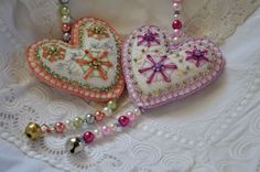 3 - Photo only. Extras here - love bugs, dolls, cats all folksy cutesy