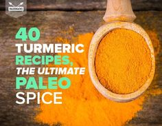 You need to start adding turmeric to your recipes today! It might be the missing link to your health.