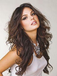 As mulheres mais bonitas do mundo são brasileiras.