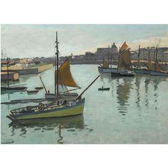 Port de la Chaume - Les Sables d'Olonne, 1921